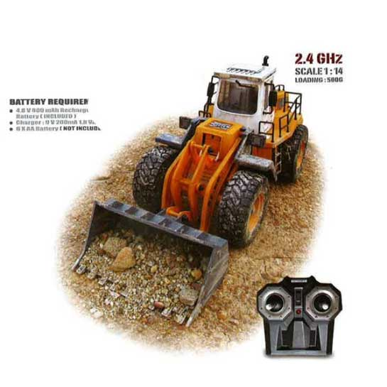 R/C Wheel Loader 2.4ghz Premium Series