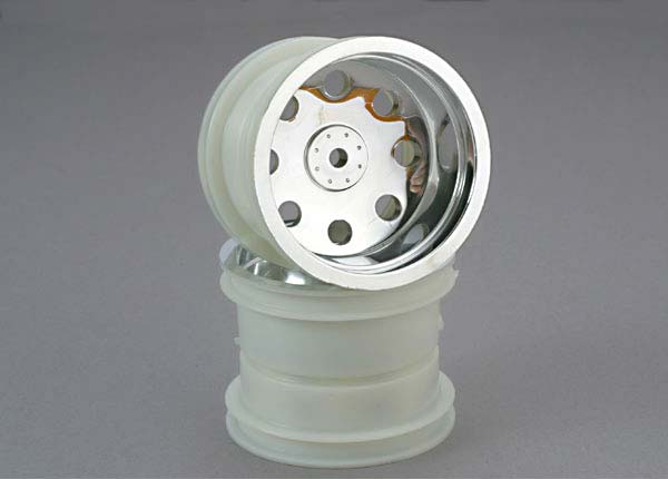 Front Chrome Wheel Rustler (2)