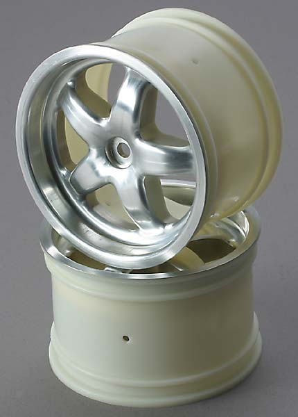 5-Spoke Wheel Satin Finish T-Maxx (2)