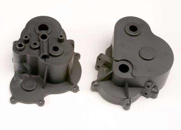 Gearbox Halves Front/Rear T-Maxx