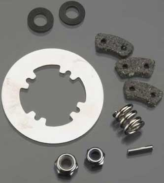 Slipper Clutch Rebuild Kit Revo/Maxx Trucks