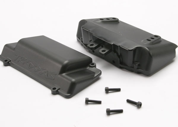 Battery Box Rear Bumper Jato 3.3