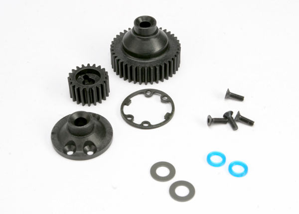 Differential Gear/Cover/Gasket/Output Gear Jato