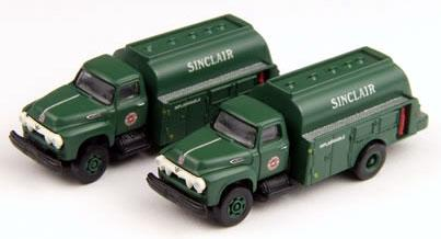 54 Ford Fuel Delivery Sincl (N Scale)