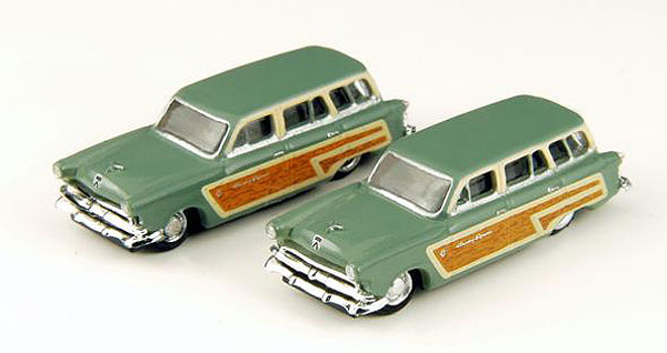 Ford Squire Wagon Green (1:160)