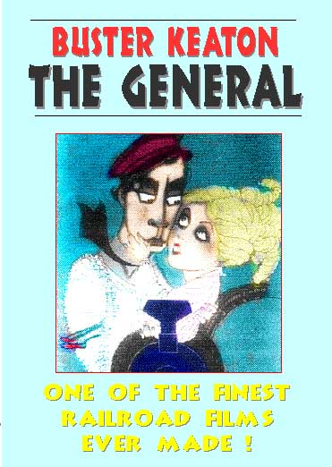 Buster Keaton In The General (DVD)