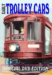 Early Trolley Cars (DVD)