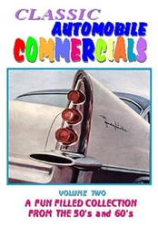 Classic Automobile Commercials, Volume Two: A Fun Filled Collection From The 50s and 60s (DVD)
