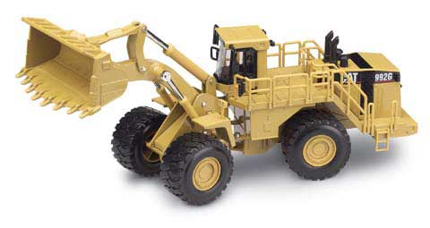 Cat 992g Wheel Loader (1:50)