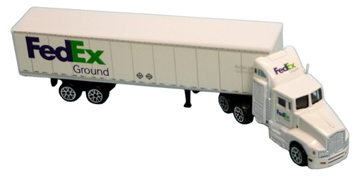 FedEx Ground Tractor Trailer (1:87)