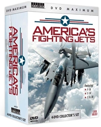 Americas Fighting Jets (DVD)