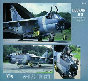 A-7D/K Corsair Ii Lock On #9