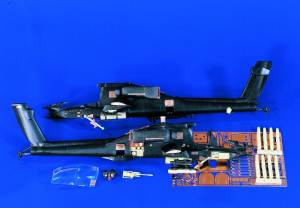 Ah-64A Apache Update Set 1:48