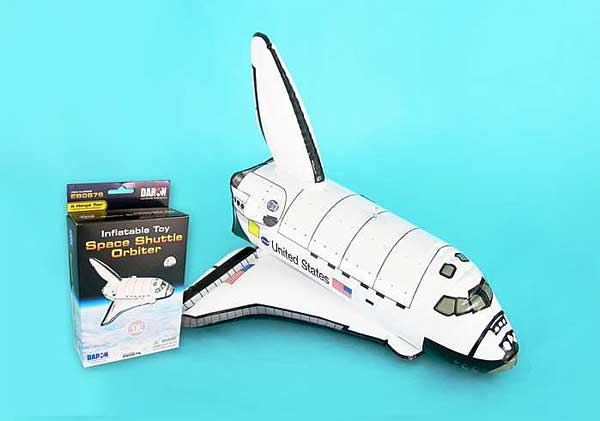 Space Shuttle Inflatible