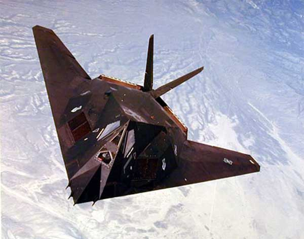F-117A Stealth Poster
