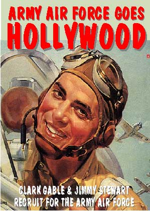 Army Air Force Goes Hollywood