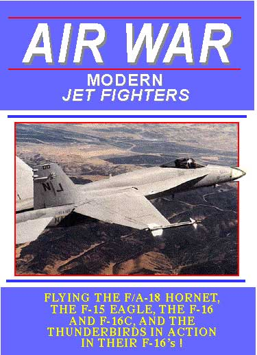 Air War, Modern Jet Fighters