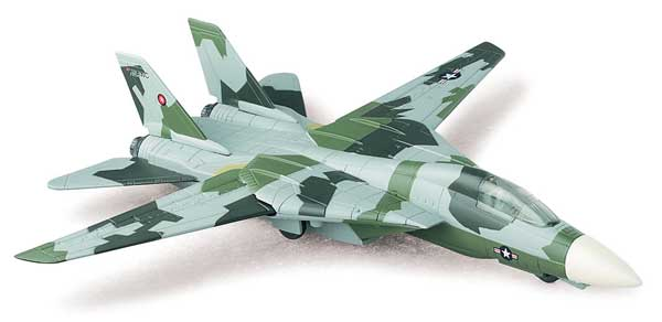 F-14 Tomcat (1:72) Easy Build Model Kit
