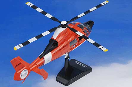 Dolphin HH-65C U.S. Coast Guard, CGAS San Francisco (1:48)