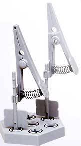 Modelling Clamps W/Base