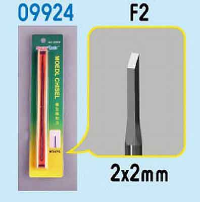 Model Micro Chisel 2mm X 2mm