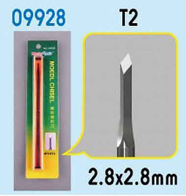 Model Micro Chisel 2.8mm Diamd