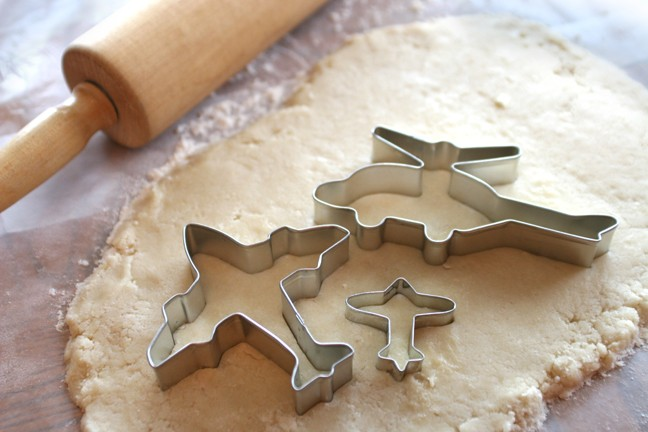 Aviation Cookie Cutter Set