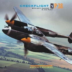 "Check Flight ""P-38"" (CD)"