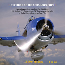 The Roar of the Grumman Cats (2 CD set)