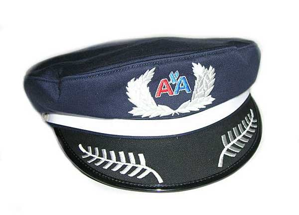 American Airlines Pilot Hat
