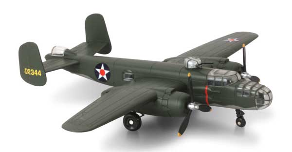 B-25 Mitchell (1:72) Model Plane Kit Easy Build