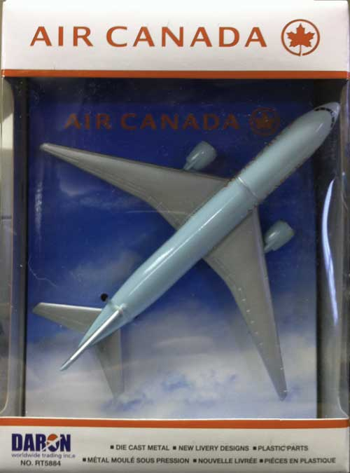 "Air Canada Airliner (5"")"