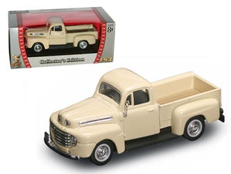 1948 Ford F-1 Pick Up Cream (1:43)