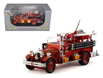 1931 Seagrave Fire Engine Red (1:32)