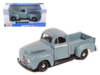 1948 Ford F-1 Pickup Truck Gray (1:25)