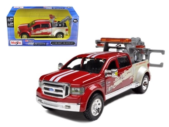 Ford Mighty F-350 Super Duty Tow Truck Red 1:31
