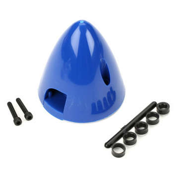 "1-1/2"" Spinner Blue (QTY/PKG: 1 )"