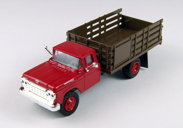 1960 Ford Stake Bed F-600 Truck  (1:87)