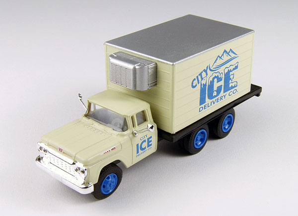 City Ice Delivery Company  (1:87)