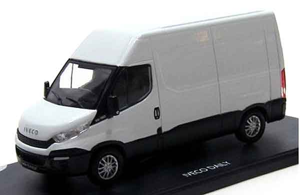 2014 Iveco Daily Cargo Van in Blank White (1:43)