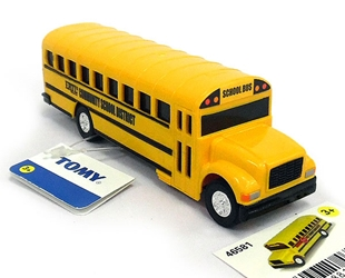 School Bus Diecast Toy
