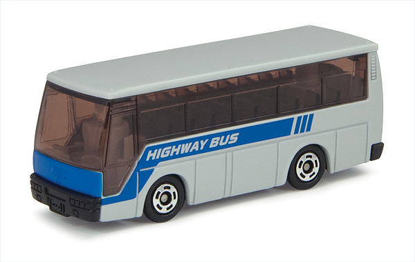 City Bus Diecast Toy