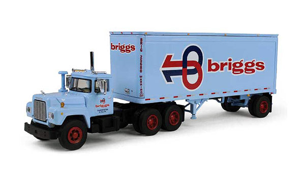 Briggs Transportation - Mack R Day Cab (1:64)
