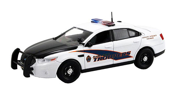 Alaska State Troopers - 2014 Ford Police Interceptor (1:43)