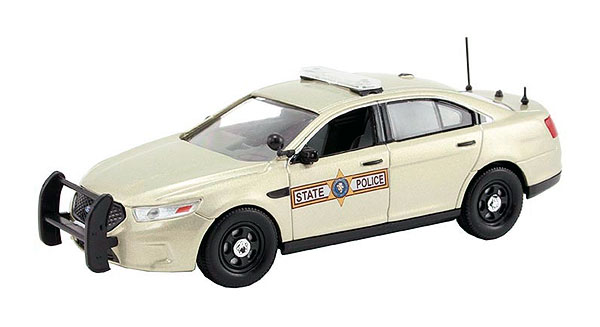 Illinois State Police - 2014 Ford Police Interceptor (1:43)