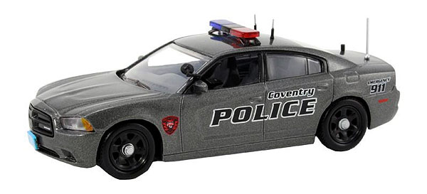 Coventry RI Police Dept (1:43)