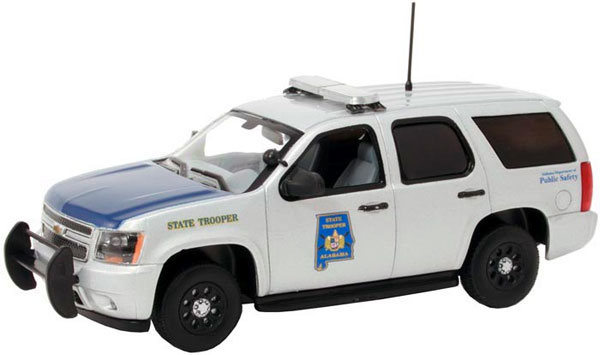 Alabama Highway Patrol - Chevrolet Tahoe Police (1:43)