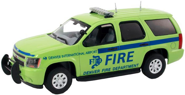 Denver International Airport Fire Dept (1:43)