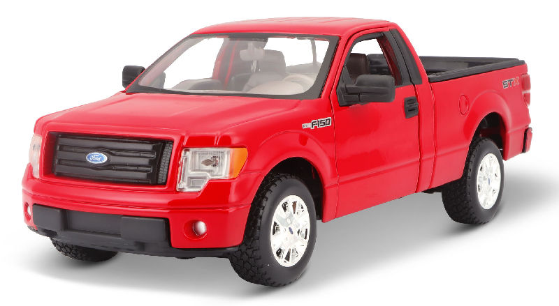 2010 Ford F-150 (1:27)