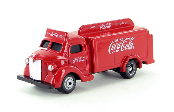 Coca-Cola - 1947 Bottle Truck in Red (1:87)